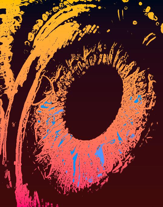 The 'eye'ris